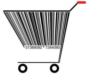 Einkäufe scannen Nielsen