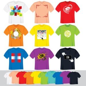 T-Shirts selbst designen Geld verdienen