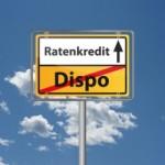 Dispokredit durch Ratenkredit ablösen und viele Hundert Euro sparen