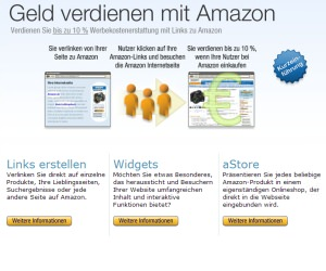 Amazon PartnerNet