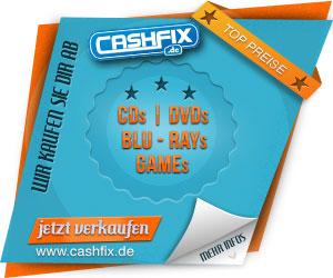 cashfix.de - CD Ankauf, PS3 Ankauf, Games Ankauf