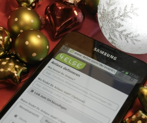 Smartphone-Test vor Weihnachten