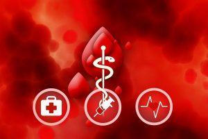 Logo zum Blutspende