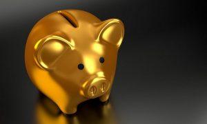 Goldschwein - kein Altgold